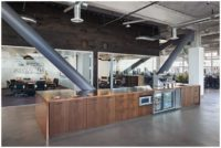 Dropbox Offices, San Francisco (Courtesy of Customspaces.com)