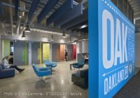 Pandora Offices, Oakland (Courtesy of Customspaces.com)