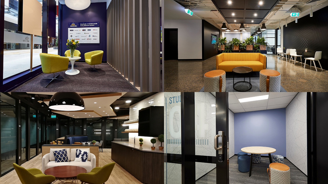 Office design trends to look out for in 2019
